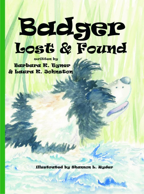Badger Lost and Found Children's Book