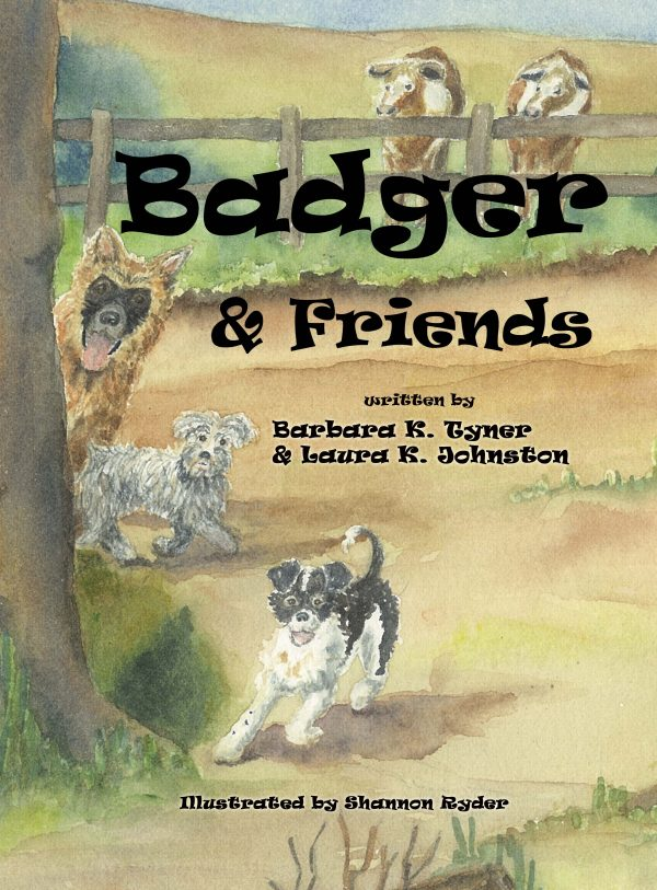 Badger and Friends Children's Book