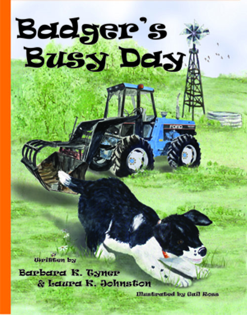 Badger's Busy Day Children's Book